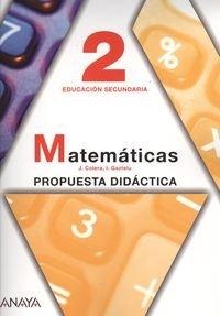 Descargar Libro Eso 2 - Matematicas Guia Jose Colera Jimenez