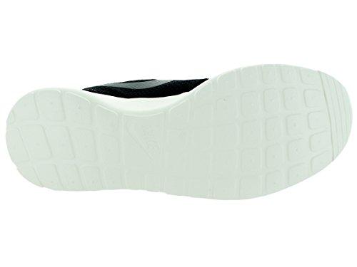 Nya Nike Mens Roshe Avslappnad Elegant Sneaker Skor Svart / Antracit-segel