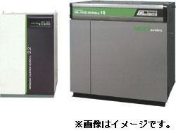 日立 コンプレッサー SRL-7.5P5AN-3K オイルフリースクロール圧縮機 B01KN9A6EW