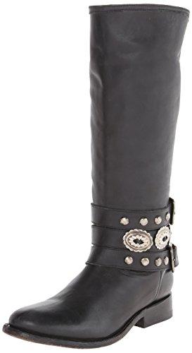 MATISSE Women's Boone Motorcycle Boot - Black - 6 B(M) US