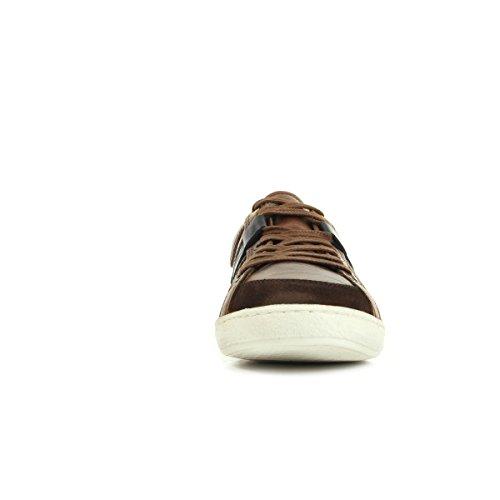 Pantofola d'Oro Savio Romagna Uomo Low - Zapatillas Hombre Braun (.Jcu)