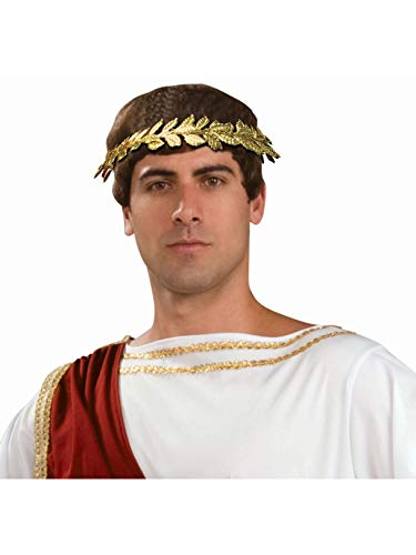 Greek God Costumes Poseidon - Forum Novelties, Roman Laurel Wreath Gold