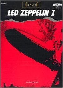 Classic LED ZEPPELIN I (1): Guitar/Vocal, Authentic Guitar-Tab Edition, includes Complete Solos