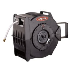 Levelwind Retractable Cold Water Hose Reel with 5/8