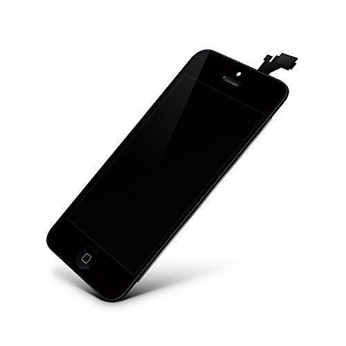 42 opinioni per iPhone 5 Schermo nero, Schermo di Ricambio di alta qualità con guida video