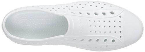 Jefferson Marbré Marbré Mode Sneaker Shell Blanc / Shell Blanc