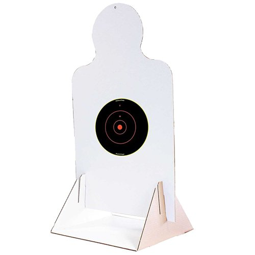 Birchwood Casey Freedom Targets Single Stack Silhouette Kit, 20'' x 35'' by Birchwood Casey
