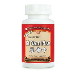 Bi Yan Pian taille économique, 600 ct, Fleur de Prunier