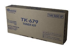 Copystar OEM 1T02H00CS0 TONER CARTRIDGE (BLACK) For CS3060 (1T02H00CS0, TK679) -