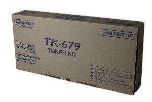 Copystar OEM 1T02H00CS0 TONER CARTRIDGE (BLACK) For CS3060 (1T02H00CS0, TK679) - by COPYSTAR