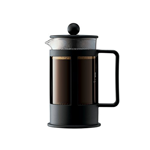 Bodum Kenya 3-Cup French Press Coffee maker, 12-Ounce Bodum 3 Cup Coffee