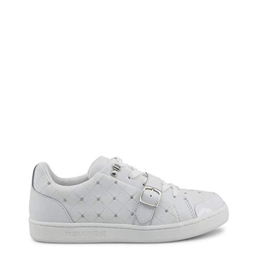 Trussardi Trussardi Blanco 79a00236 Sneaker Sneaker Mujer wBS48wTWqZ