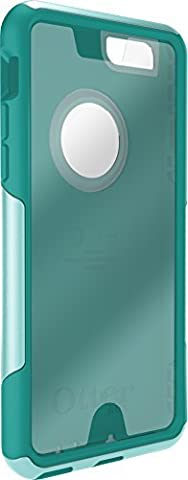OtterBox COMMUTER SERIES Case for iPhone 6/6s - Retail Packaging - AQUA SKY (AQUA BLUE/LIGHT TEAL) (Apple Iphone 6 Case Otterbox Slim)