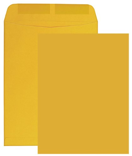 Columbian CO690 10x15-Inch Catalog Brown Kraft Envelopes, 250 Count by Columbian Envelopes (Image #3)