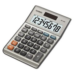 CSOMS80B - Casio MS-80B Tax and Currency Calculator