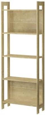 Bookcase Ikea LAIVA birch effect 62x165 cm