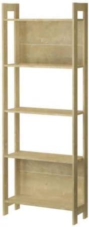 Ikea LAIVA – estantería, Efecto Abedul – 62 x 165 cm: Amazon.es: Hogar