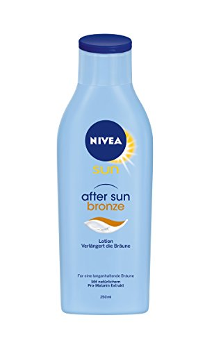 Nivea Sun After Sun Protect und Bronze, Après Sun 2er Pack (2 x 250 ml)