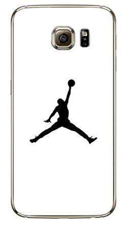 11bcf3fb012c9 Case Jordan Jump Supreme For Samsung Galaxy S6 S7 Edge S8 Plus White ...