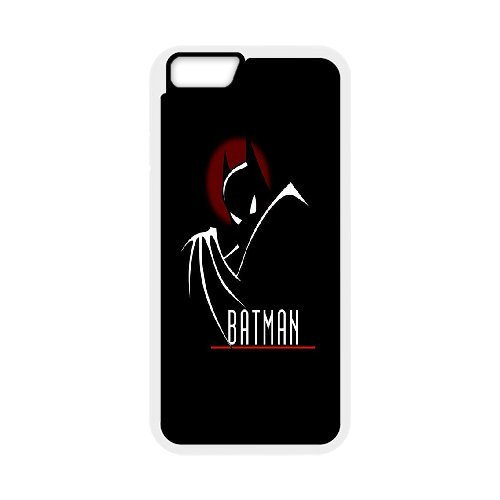 Batman Phone Case And One Free Tempered-Glass Screen Protector For iPhone 6,6S Plus 5.5 Inch T178322