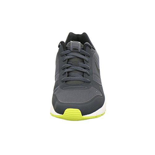 Nike Herren 844879 Sneakers Weiß-Schwarz-Grün