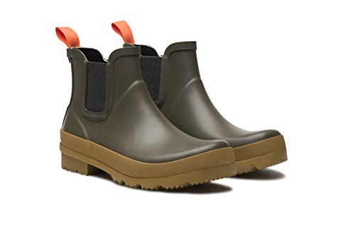 Simmar Charlie Boot Galosch, Taupe / Kex, 11