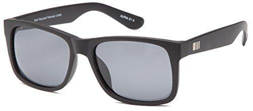 Gamma Ray polarizadas UV400 Classic gafas de sol con marco de nailon irrompible – elegir su