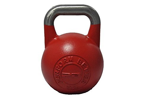 Perform Better First Place Competition Kettlebell, Red, 32 kg