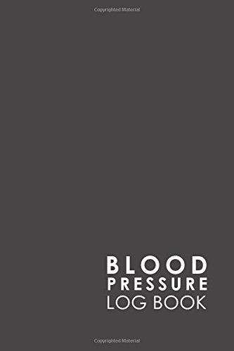 Blood Pressure Log Book Blood Pressure Chart To Fill In Blood