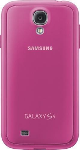 Samsung BT-EFPI950BPEG - Funda para Samsung i9500 Galaxy S4, color rosa- Versión Extranjera