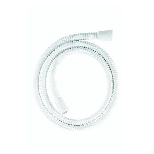 4 opinioni per Croydex- Tubo flessibile per doccia Essentials, 1,25 m, in PVC rinforzato,