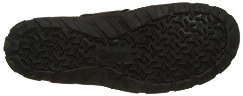 Shoes Da Gabor Donna 77 Schwarz Nero Stivaletti SAqxpd