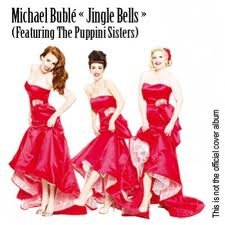 Buble Big Band Michael (Jingle Bells Inspired by Michael Bublé for SOLO, SSA Trio, Big Band and Strings and Rhythm)