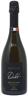シャンパーニュ ドゥロ dulot ブランドノワール 750ml 樽発酵 (2010)
