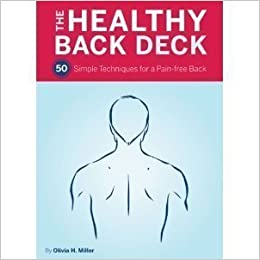 Amazon.com: Healthy Back Deck: 50 Simple Techniques for a ...