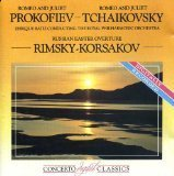 Prokofiev: Romeo and Juliet Suite, Op.10 / Rimsky-Korsakov: Russian Easter Festival Overture, Op.36 / Tchaikovsky: Romeo Fantasy (1994-08-02)
