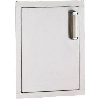 Fire Magic Premium Flush Mounted 21 in. Single Access Door (Left Hinge - Single Access Door Hinge
