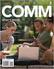COMM 2 (with Communication CourseMate with eBook, Interactive Video Activities, SpeechBuilder(TM) Express, InfoTrac 1-Semester Printed Access Card) 2nd (second) edition Text Only