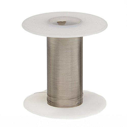 (Remington Industries 30N80 30 AWG Nickel Chromium Resistance Wire, Nichrome 80, 0.0100