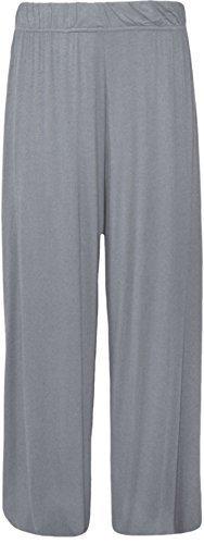 FASHION FAIRIES LTD - Pantalón - para mujer gris claro