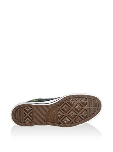 Converse Zapatillas abotinadas All Star Hi Verde EU 39 (US 6)