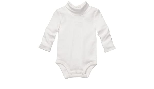 6ac7bed1b Amazon.com   Carter s Baby Girls L S Cotton Knit Turtleneck Bodysuit ...