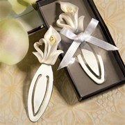 Calla Lily Bookmark Favors (Calla Lily Design Favor Saver Bookmark Favors,)