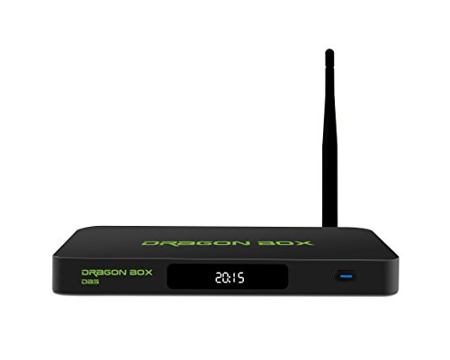 db5 The Dragon Box Streaming Media System Premier Bundle, Free Wireless Touchpad Keyboard Remote