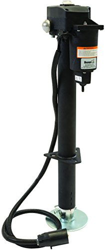 Buyers Products 0093500 3,500 lb. 12 Volt Electric Jack