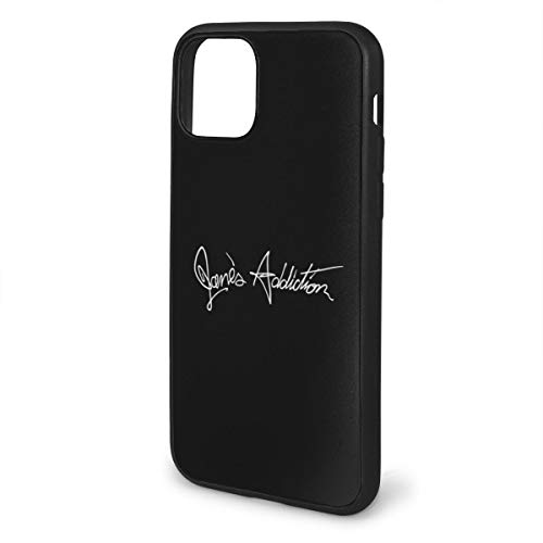 iPhone 11 Pro Max Jane's Addiction Case, Slim Fit Case Jane's Addiction Shockproof Design, Hard PC Back Cover & Soft TPU Bumper Support Wireless Charging, Rugged Protective Case Cover
