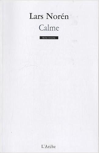 Livre gratuits Calme pdf ebook