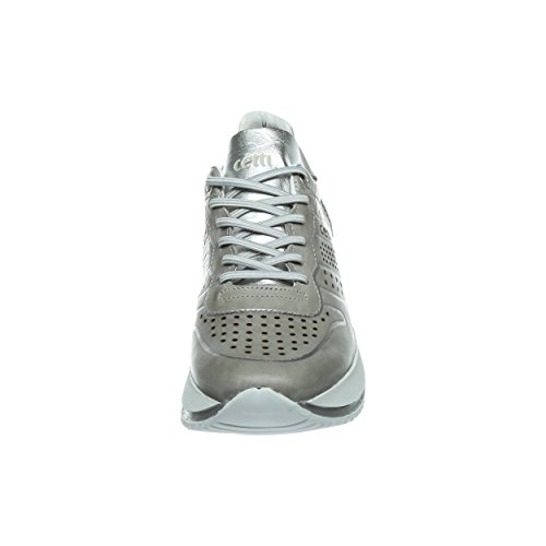 Cetti Sneaker Dolce Pietra Plata