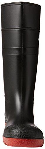 negro de de unisex Dunlop agua Botas sintético qYCvpP