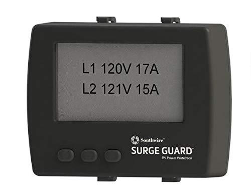 Surge Guard 40301 Wireless LCD Display